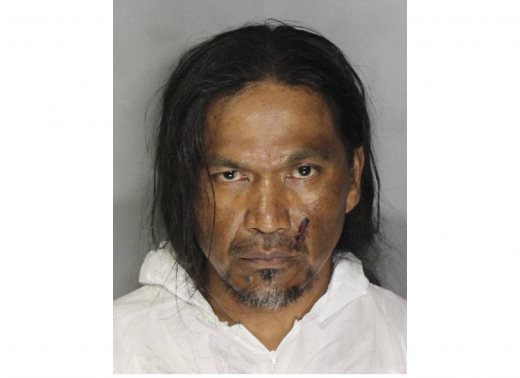This photo released Thursday, June 20, 2019, by the Sacramento Police Department shows Adel Sambrano Ramos. A rookie Sacramento police officer was sho...
