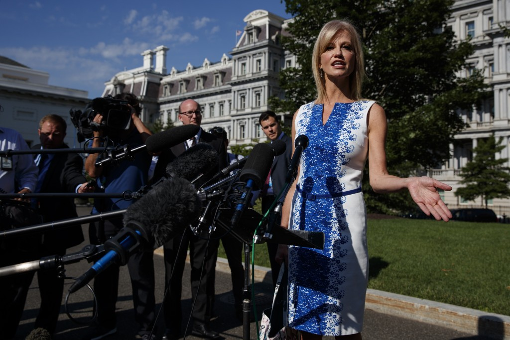 USA  lawmakers threaten to subpoena Trump aide Conway