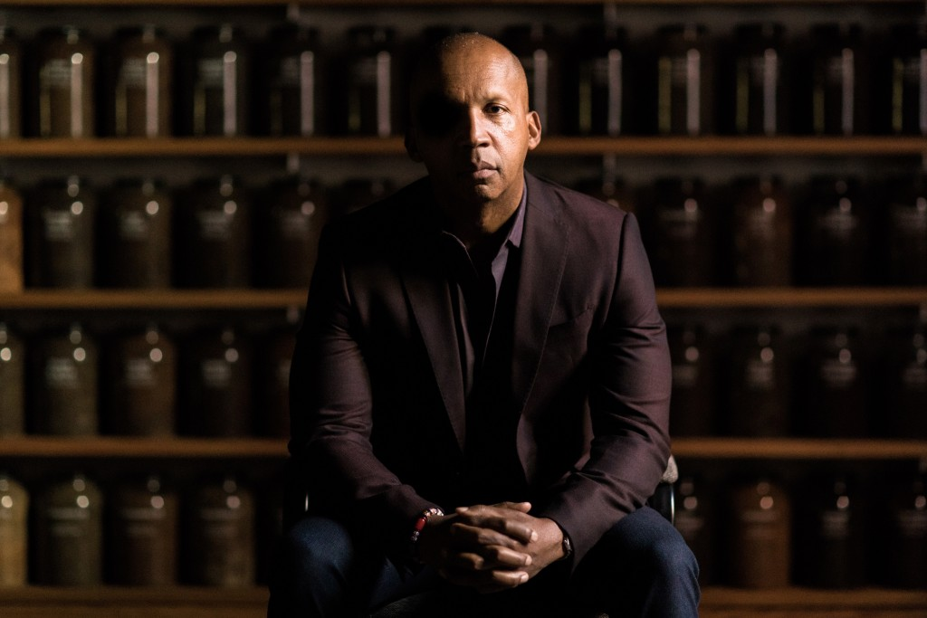 """This undated image released by HBO shows civil rights attorney Bryan Stevenson from the documentary""""True Justice: Bryan Stevenson's Fight for Equality..."""