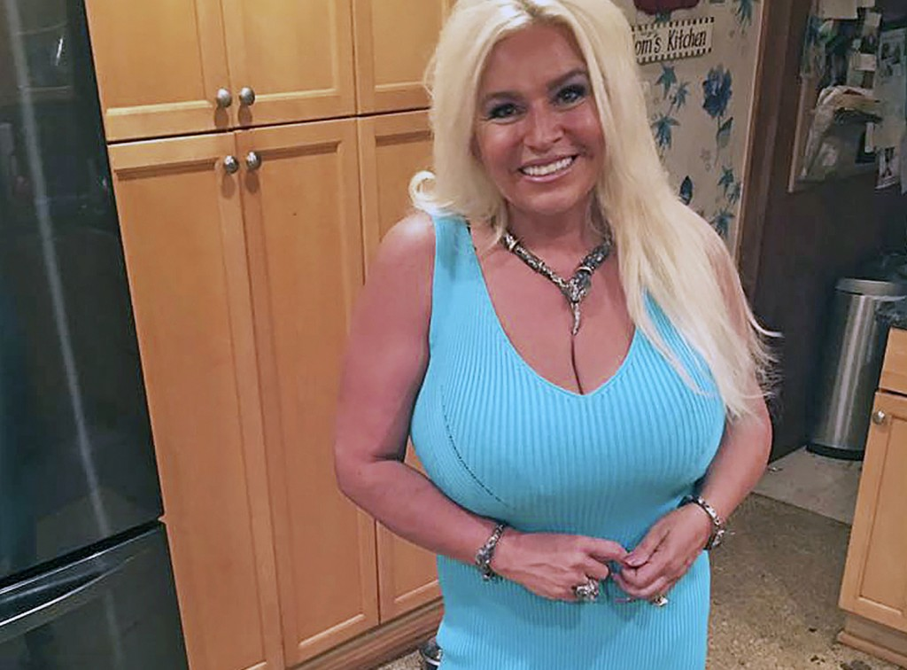 """FILE - This 2017 photo provided by Mona Wood-Sword shows Beth Chapman in Honolulu. Chapman, the wife and co-star of """"Dog the Bounty Hunter"""" reality TV..."""