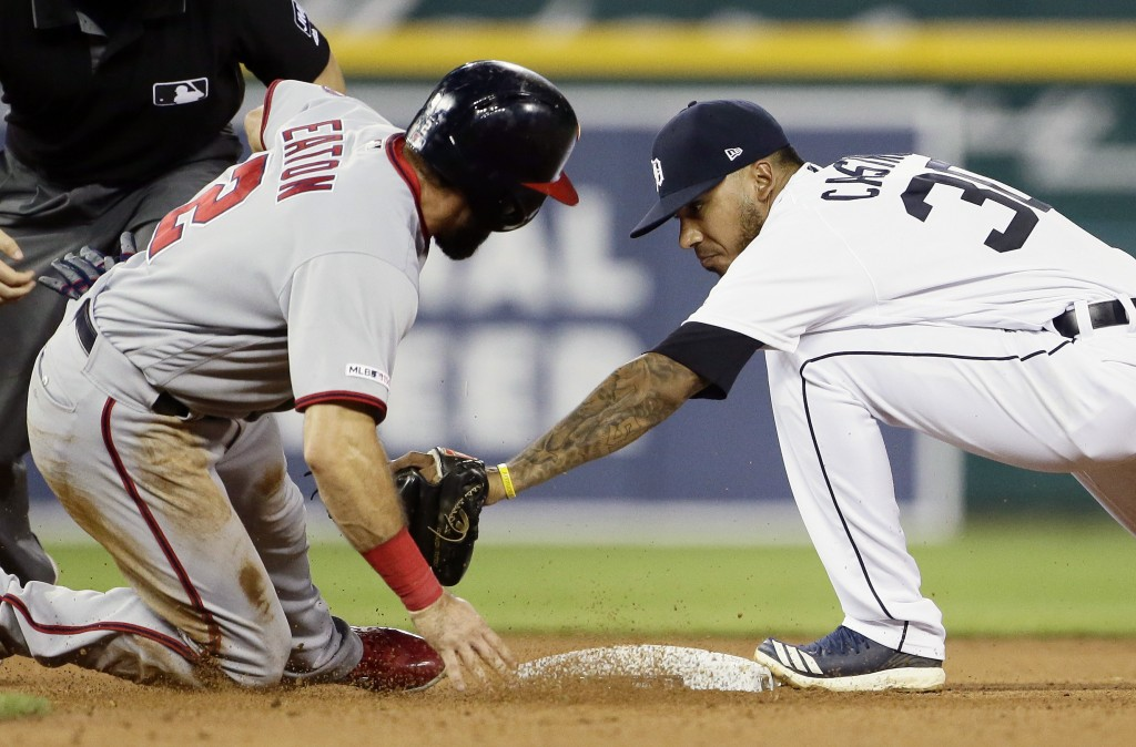 Washington Nationals vs. Detroit Tigers 6/29/19, Prediction & Odds