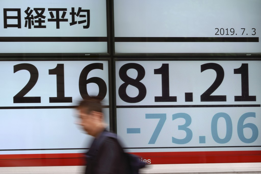 Asian stocks rise after Wall Street record on trade truce