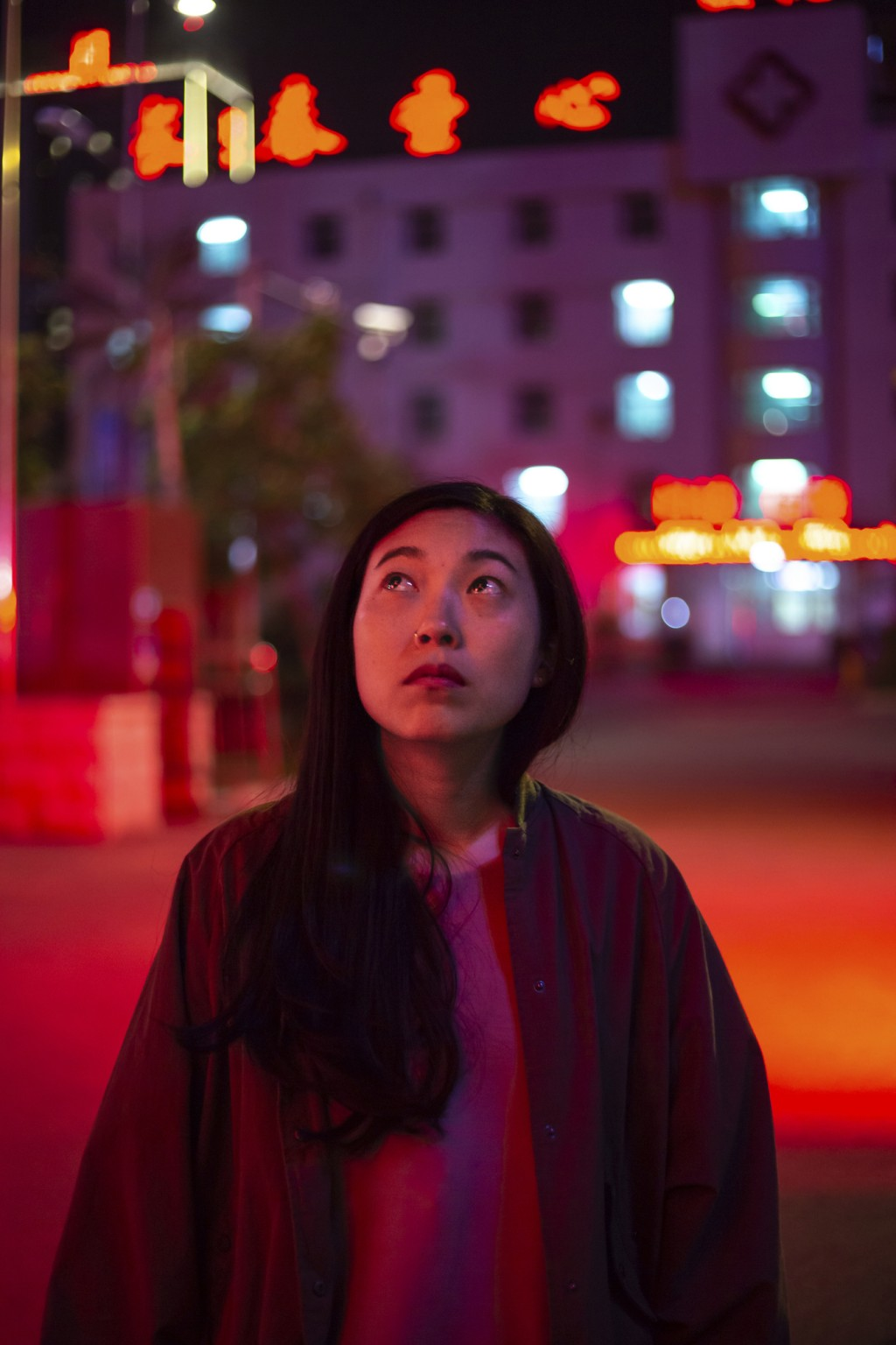 """This image released by A24 shows Awkwafina, in a scene from """"The Farewell."""" (Casi Moss/A24 via AP)"""