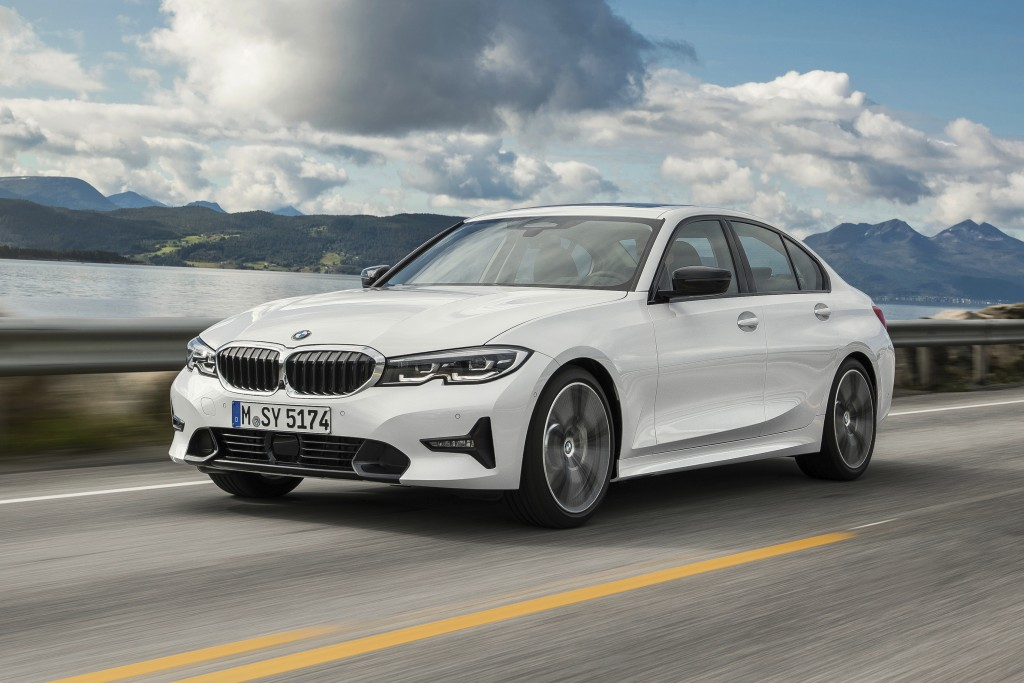 This undated photo provided by BMW shows the 2019 BMW 3 Series, the latest generation of the storied car. The 3 Series' ground-up redesign has paid di...