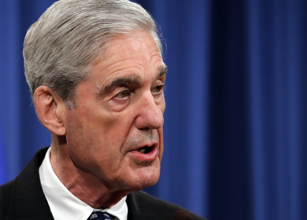 USA girds for Mueller testimony