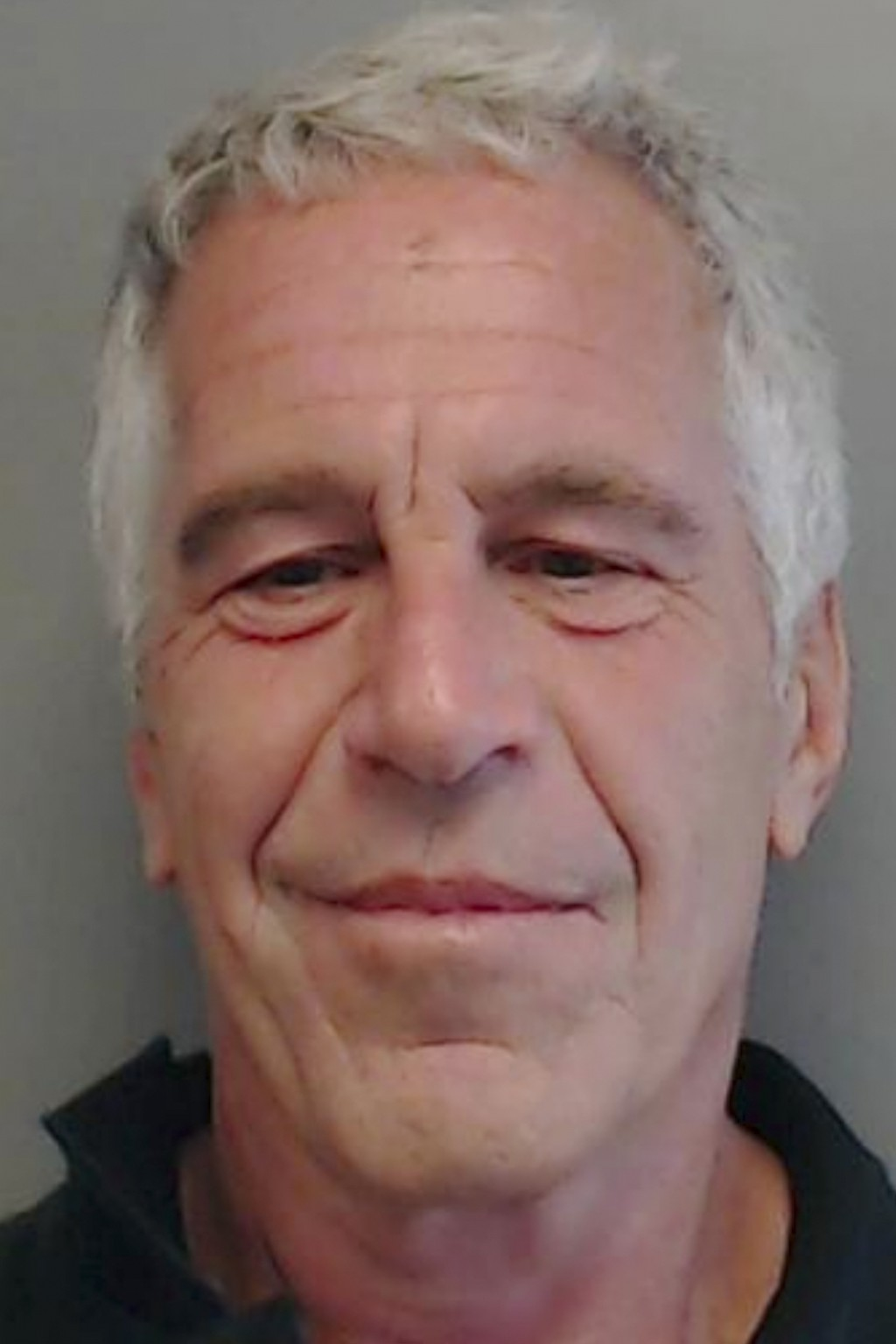 FILE - This July 25, 2013, file image provided by the Florida Department of Law Enforcement shows financier Jeffrey Epstein. Federal prosecutors, prep...