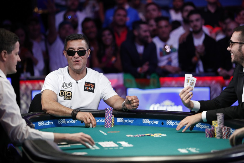 Ensan 55 Becomes Oldest World Poker Champion In 20 Years Taiwan News 2019 07 18