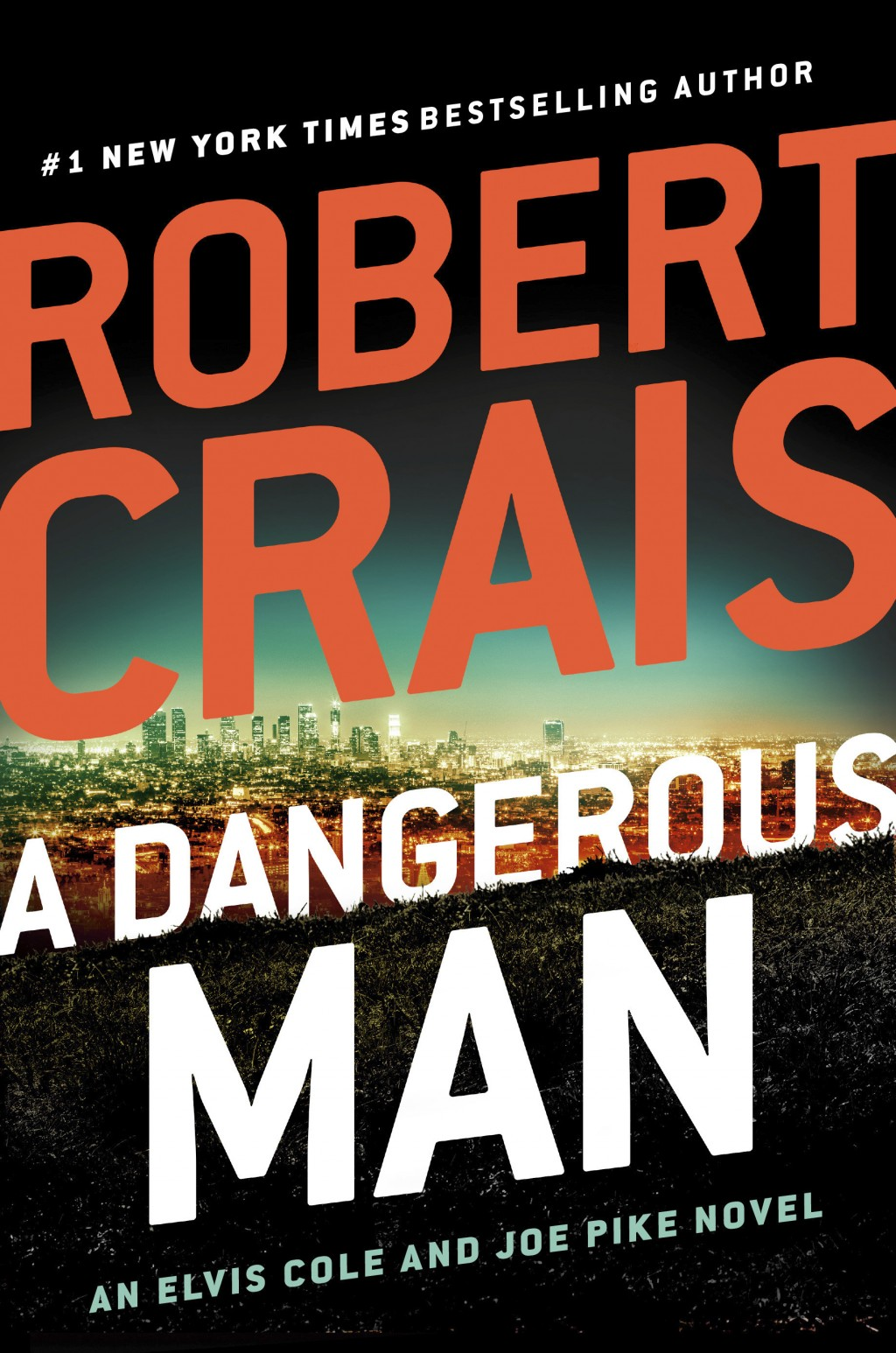 "This cover image released by G.P. Putnam's Sons shows ""A Dangerous Man,"" by Robert Crais. (G.P. Putnam's Sons via AP)"