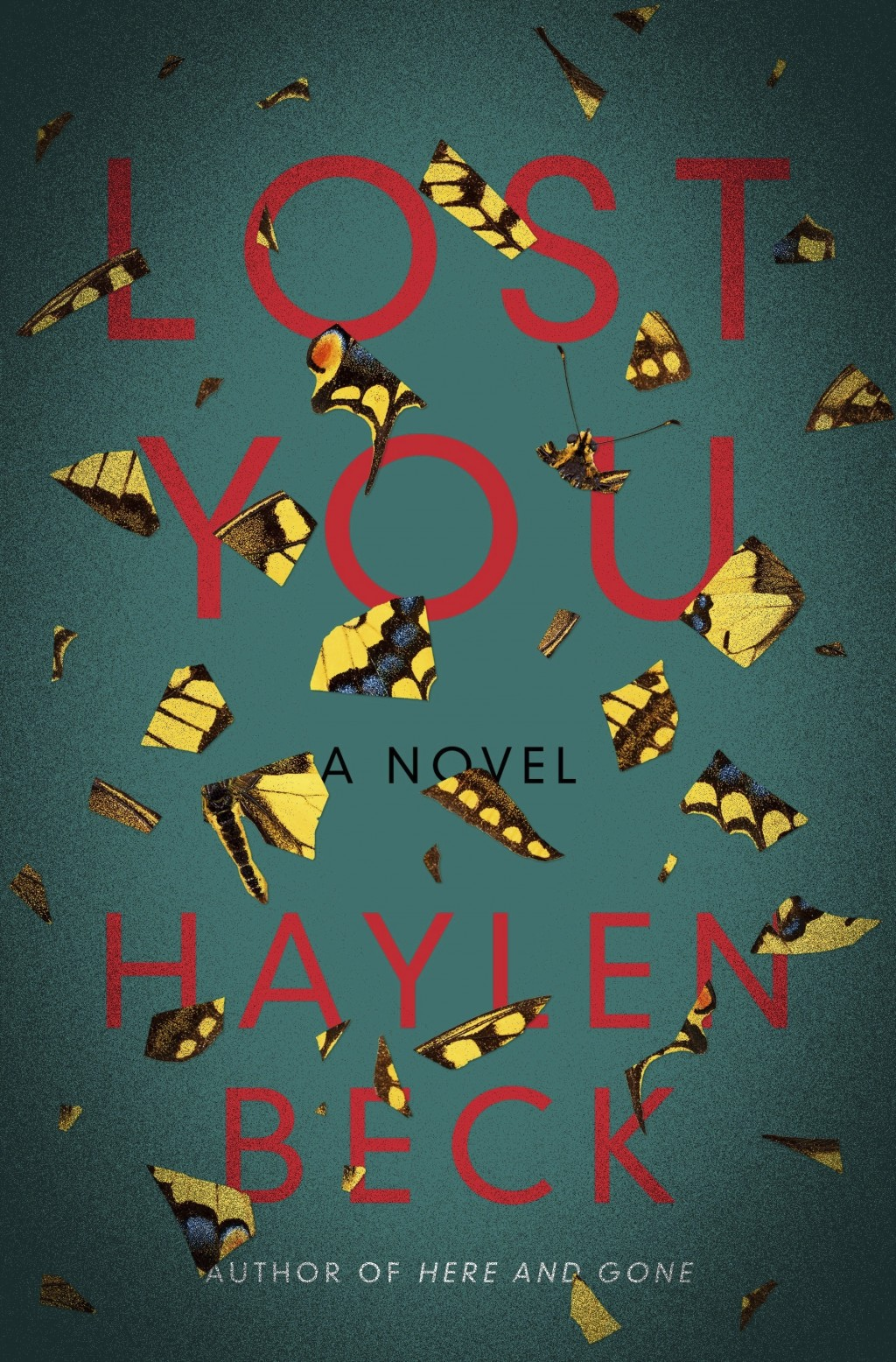 """This cover image released by Crown shows """"Lost You,"""" a novel by Haylen Beck. (Crown via AP)"""