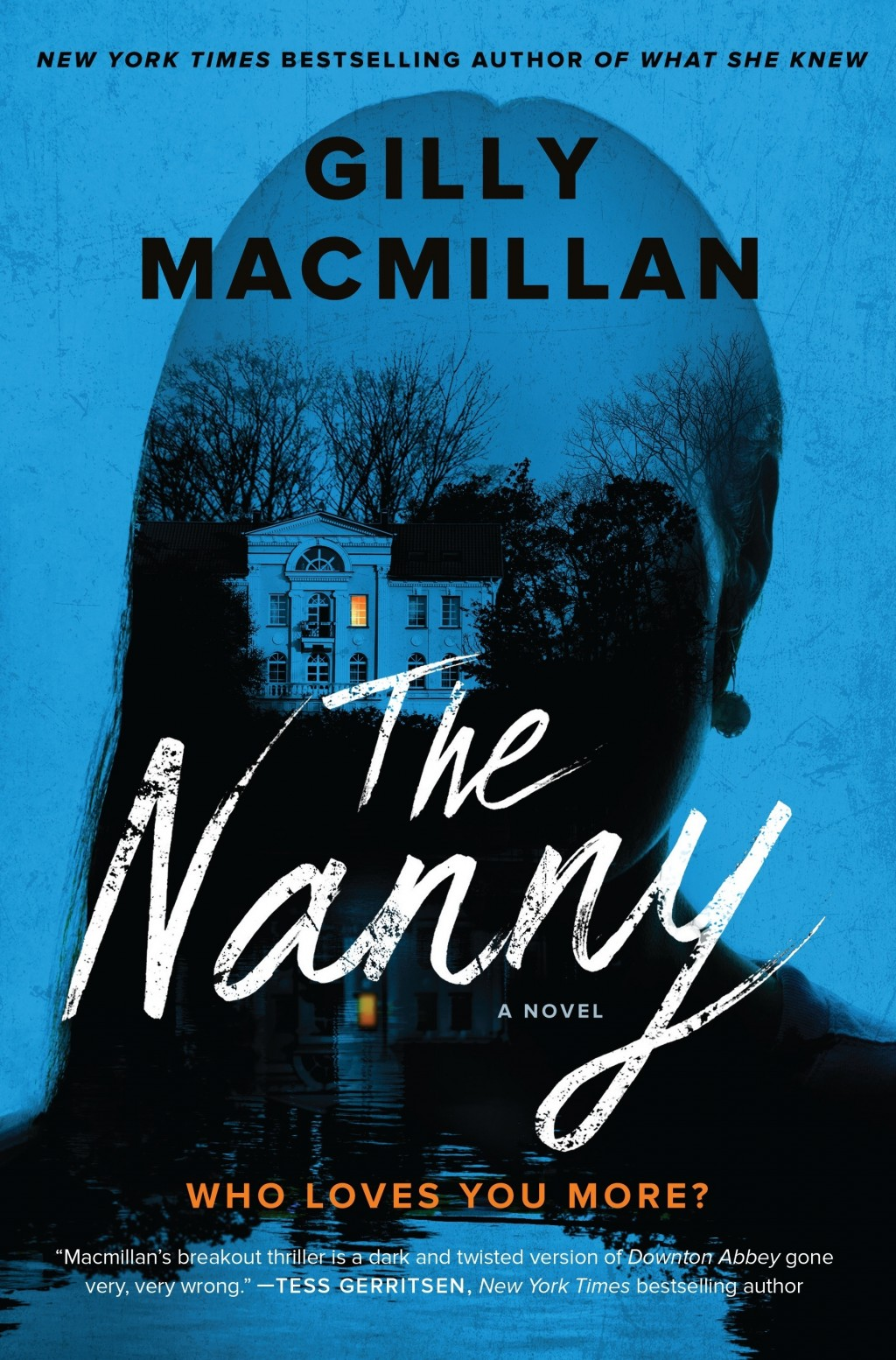 """This cover image released by William Morrow shows """"The Nanny,"""" a novel by Gilly Macmillan. (William Morrow via AP)"""
