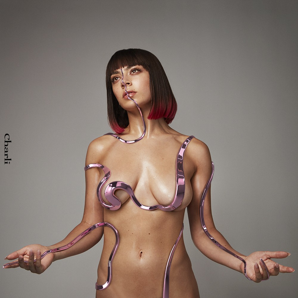 """This cover image released by Atlantic Records shows """"Charli,"""" a release by Charli XCX. (Atlantic Records via AP)"""