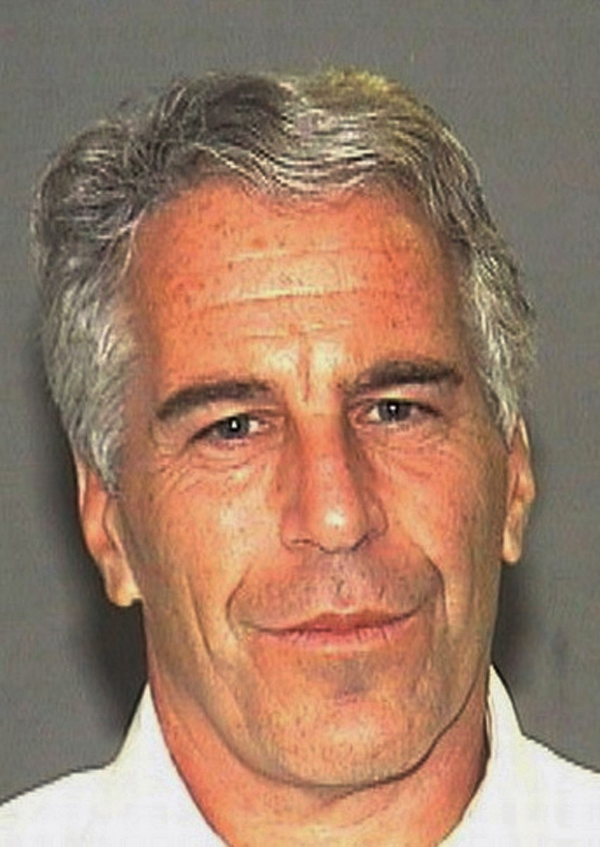 FILE - This July 27, 2006 arrest file photo made available by the Palm Beach, Fla., Sheriff's Office shows Jeffrey Epstein. Harvard University says it
