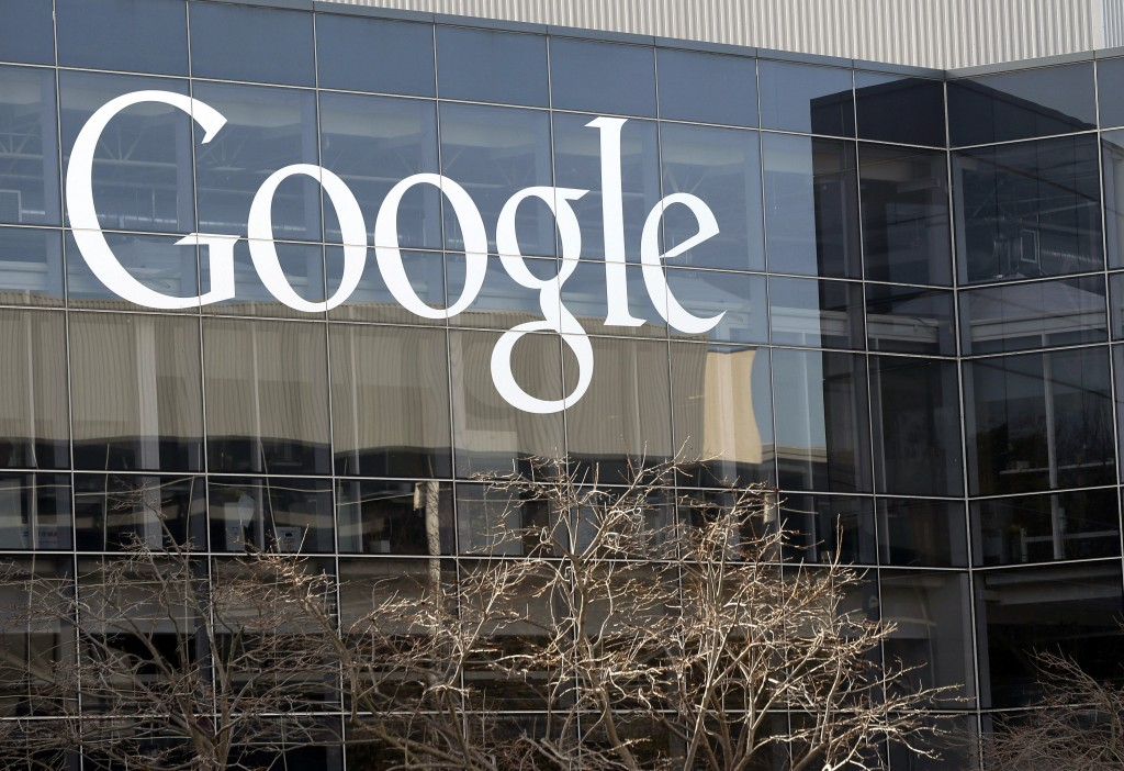 FILE - This Thursday, Jan. 3, 2013, file photo shows Google's headquarters in Mountain View, Calif.  Two bipartisan groups of state attorneys general ...