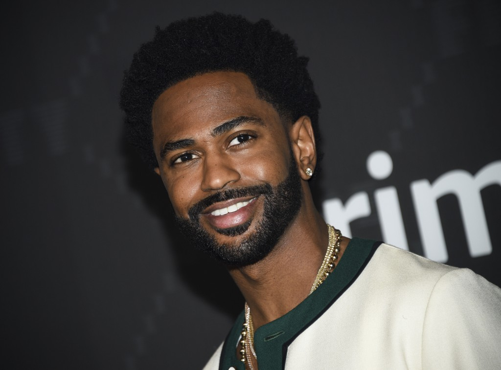 Rapper Big Sean attends the Spring/Summer 2020 Savage X Fenty show, presented by Amazon Prime, at the Barclays Center on Tuesday, Sept, 10, 2019, in N