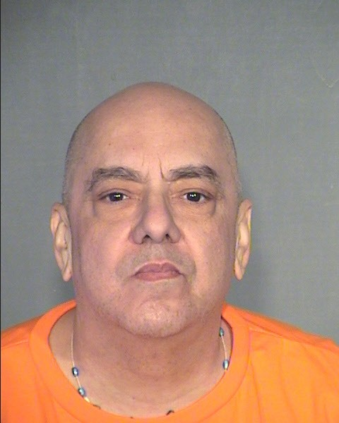 This undated mugshot released by the Arizona Department of Corrections shows Frank Roque. Roque who was convicted of first-degree murder in the Sept. ...