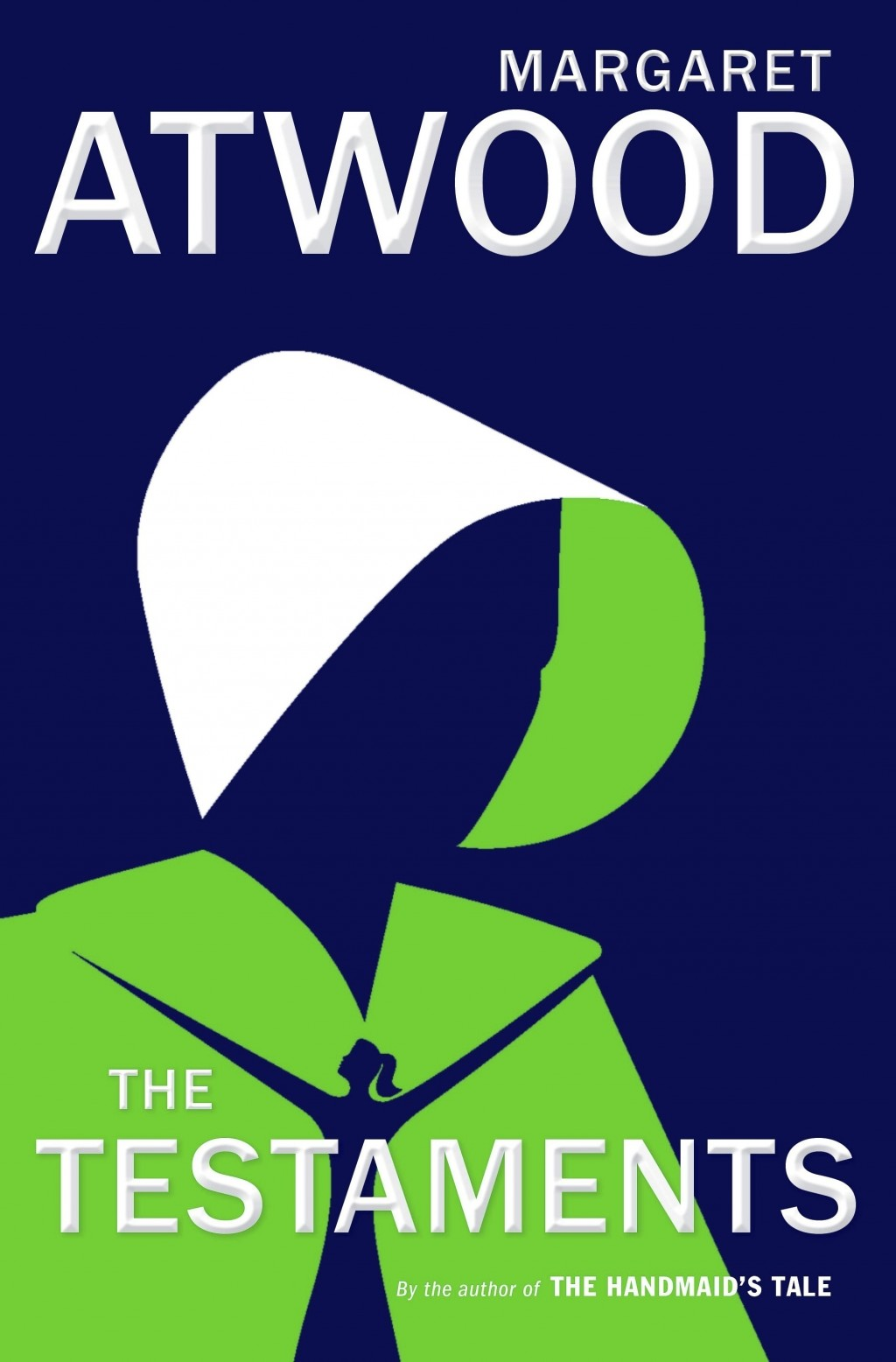 """This cover image released by Nan A. Talese shows """"The Testaments,"""" by Margaret Atwood. (Nan A. Talese via AP)"""