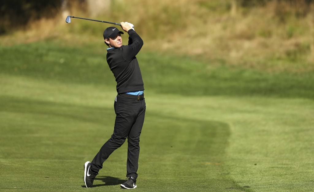 Rory McIlroy feels he's playing the best golf of his career