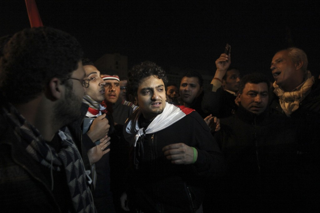 Egyptian watchdog warns media to 'take care' in coverage of protests