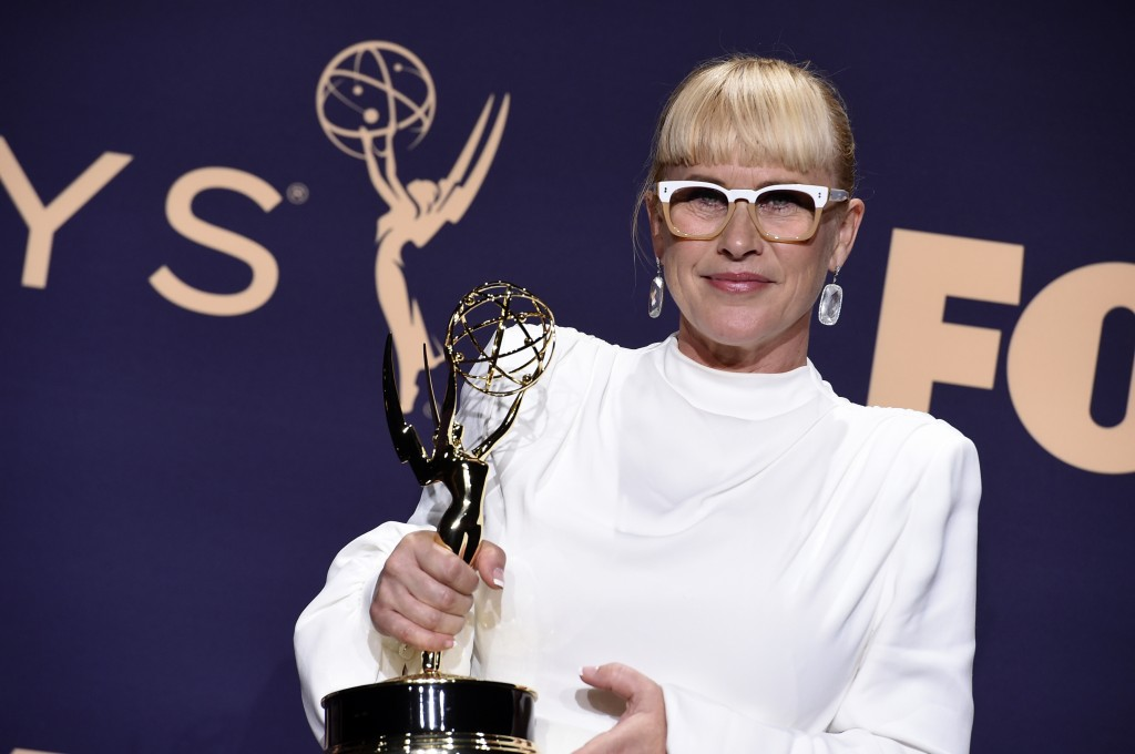 Emmys 2019: Patricia Arquette makes powerful plea for transgender rights