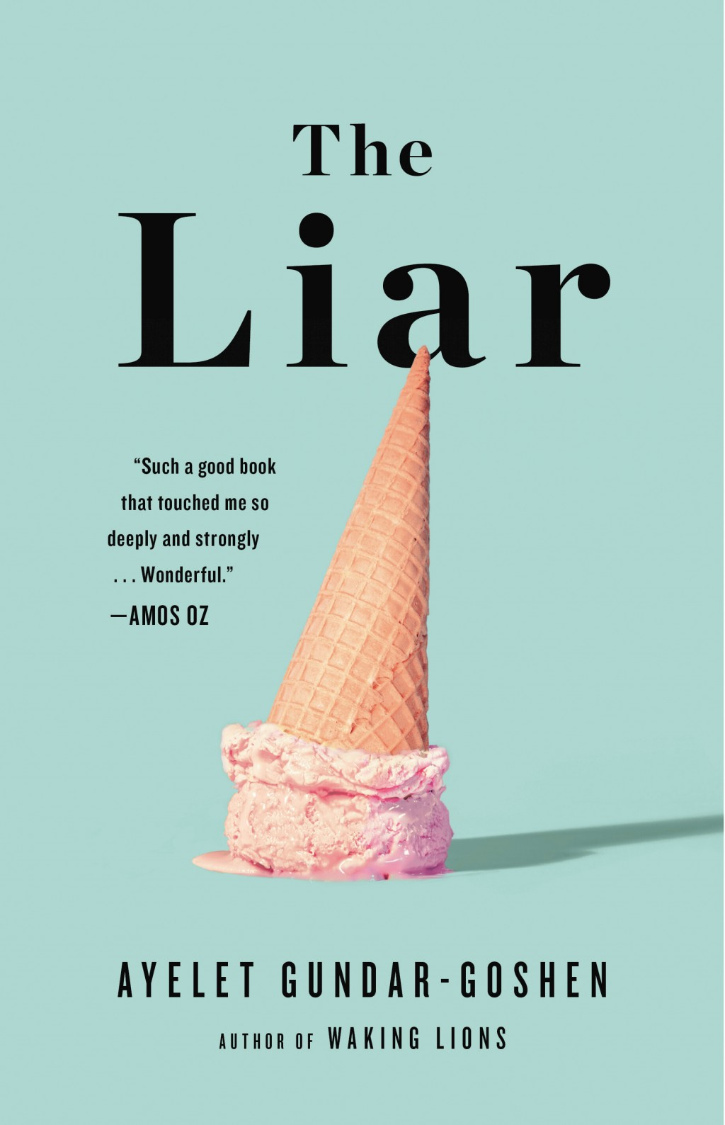 """This cover image released by Little, Brown and Co. shows """"The Liar,"""" by Ayelet Gundar-Goshen. (Little, Brown and Co. via AP)"""