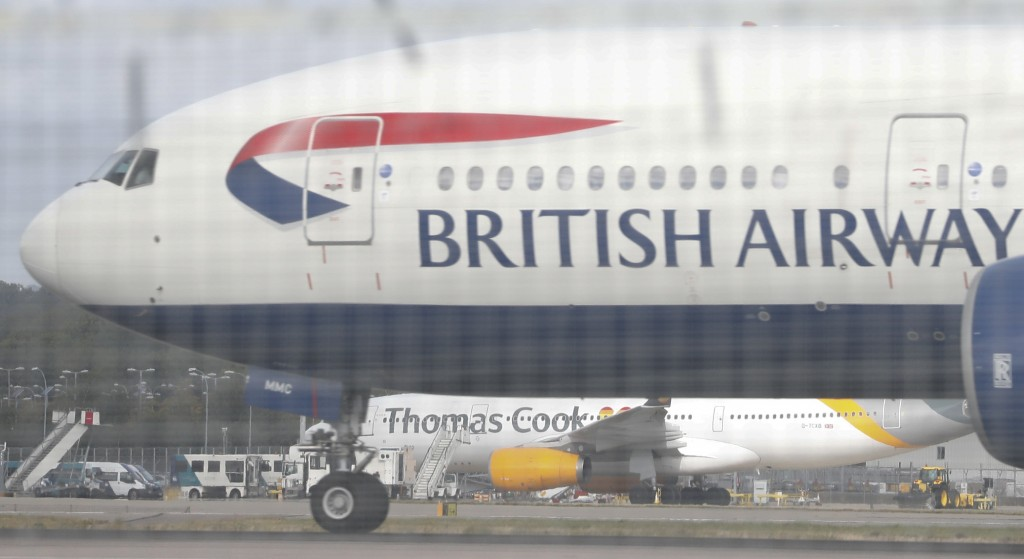 IAG says British Airways pilots' strike cost £121m
