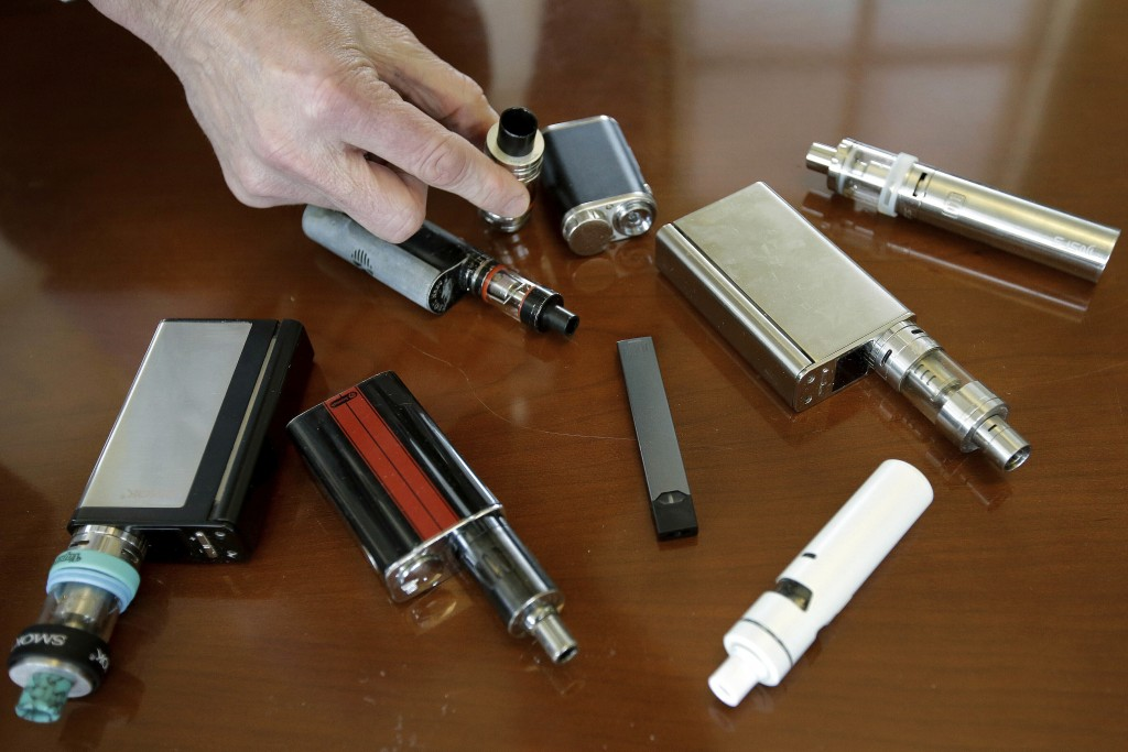 Majority of lung injuries from vaping involve THC products