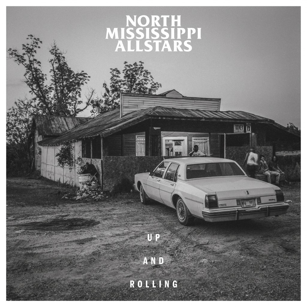 "This image released by New West Records shows ""Up and Rolling,"" a release by North Mississippi Allstars. (New West Records via AP)"