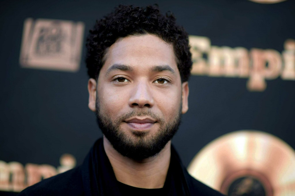 "FILE - In this May 20, 2016 file photo, actor and singer Jussie Smollett attends the ""Empire"" FYC Event in Los Angeles. A Chicago judge is expected to..."