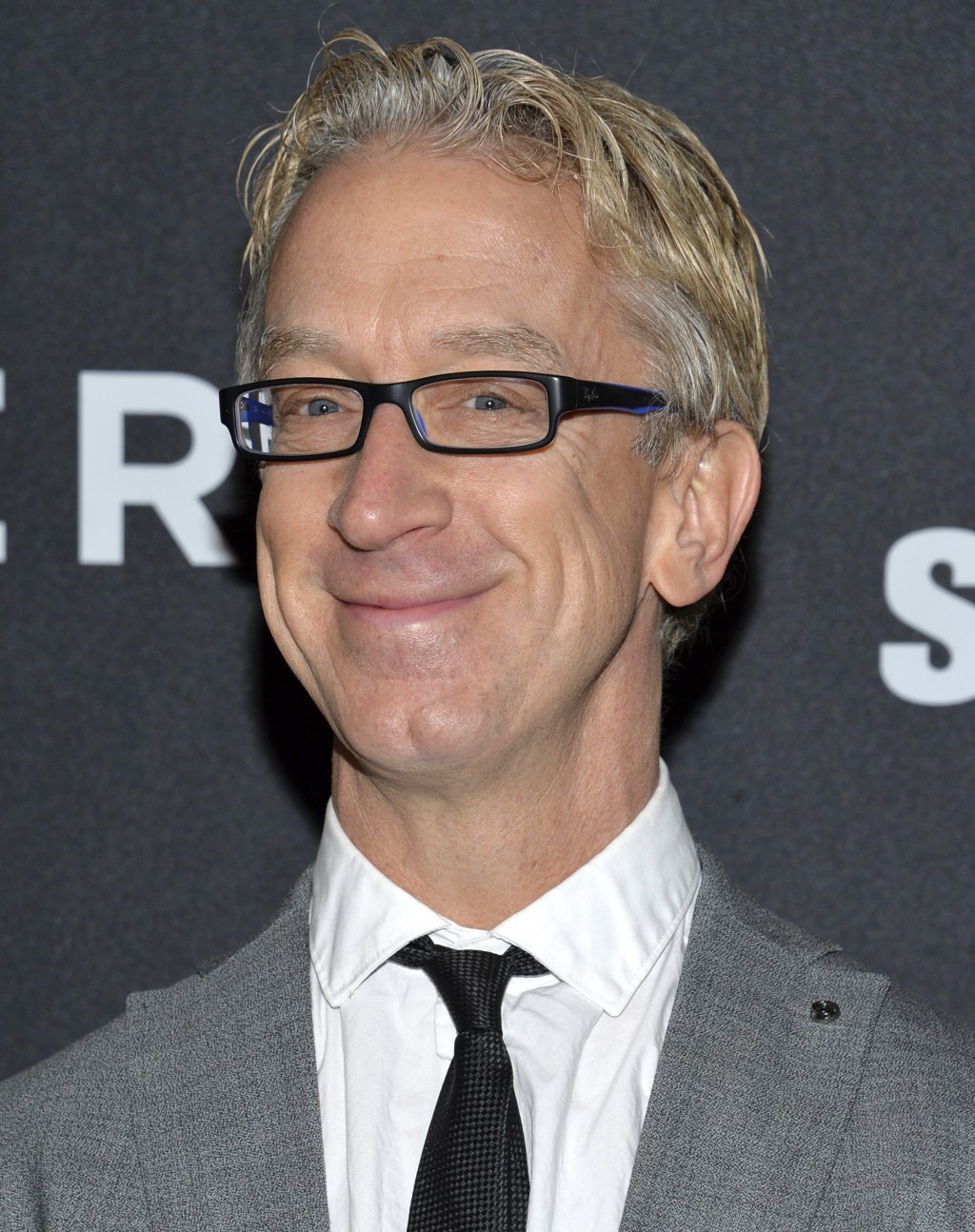 """FILE - This Feb. 9, 2016 file photo shows actor Andy Dick at the world premiere of """"Zoolander 2"""" in New York. Dick has been charged with groping a dri..."""
