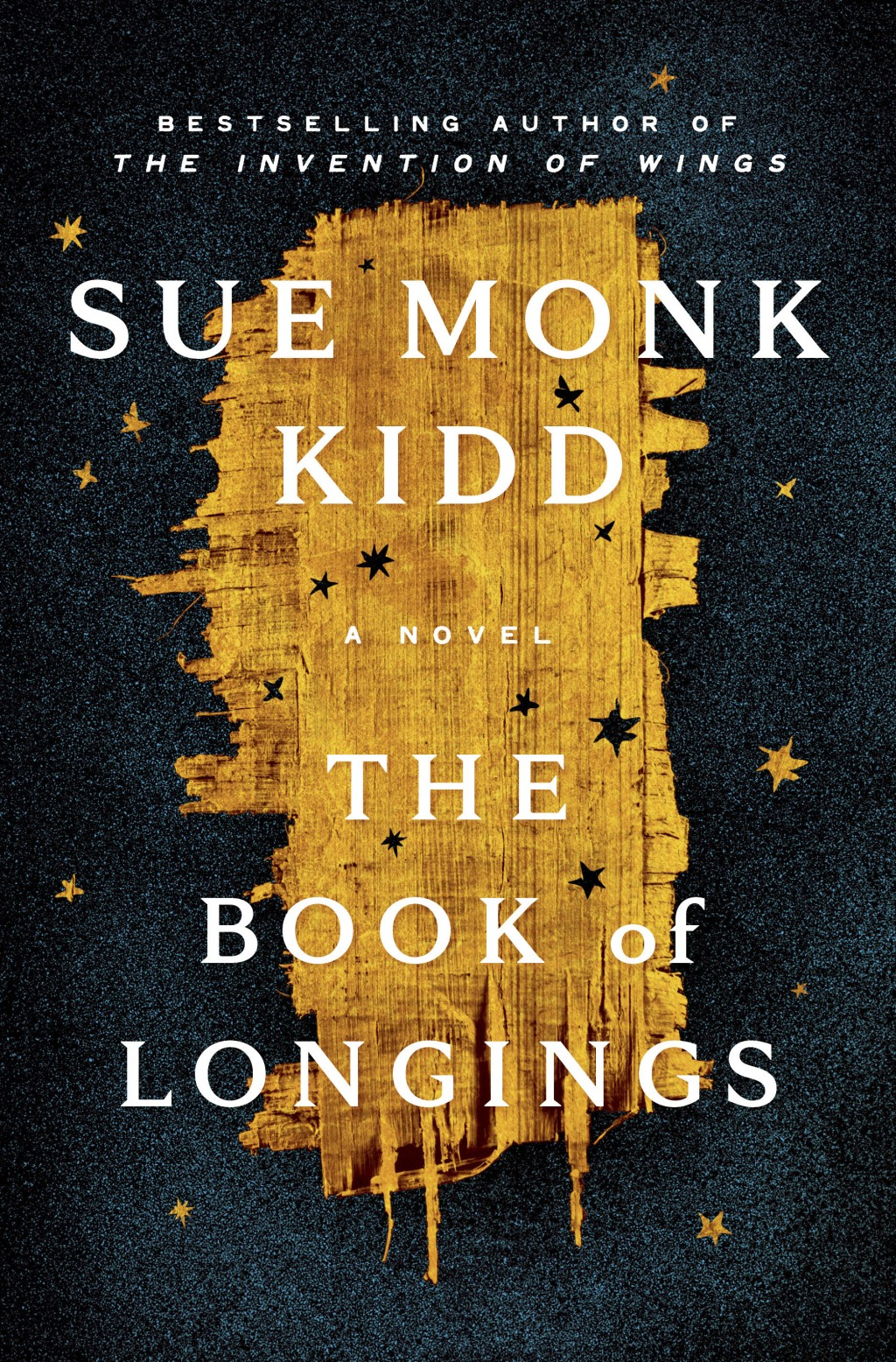 """This undated photo provided by Viking shows the cover of """"The Book of Longings,"""" by Sue Monk Kidd. Viking announced Friday, Oct. 11, 2019, that Kidds'..."""