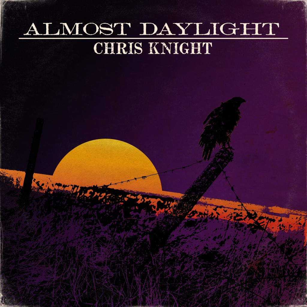 """This cover image released by Thirty Tigers shows  """"Almost Daylight,"""" a release by Chris Knight. (Thirty Tigers via AP)"""