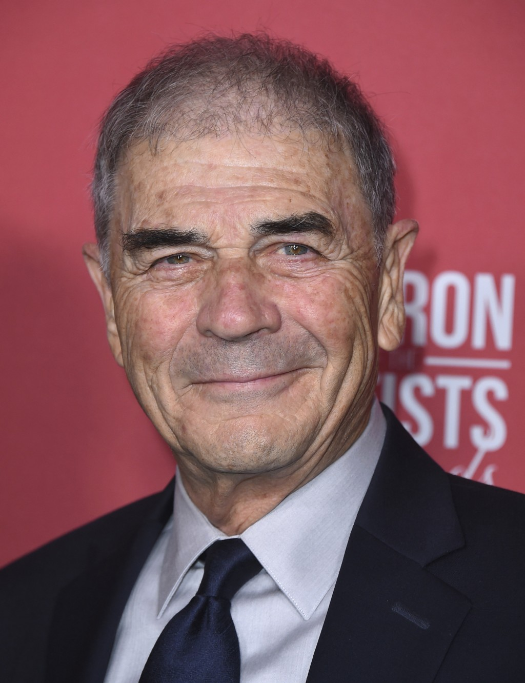 FILE - In this Nov. 8, 2018, file photo, Robert Forster arrives at the Patron of the Artists Awards at the Wallis Annenberg Center for the Performing