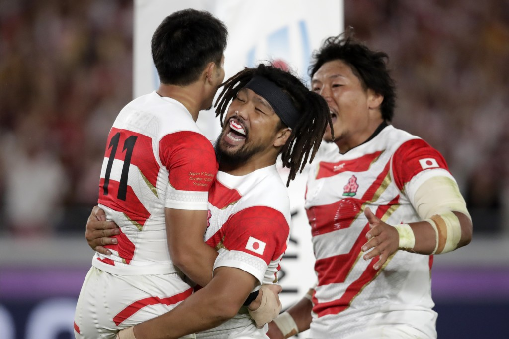 Brave Blossoms depart unbowed from World Cup
