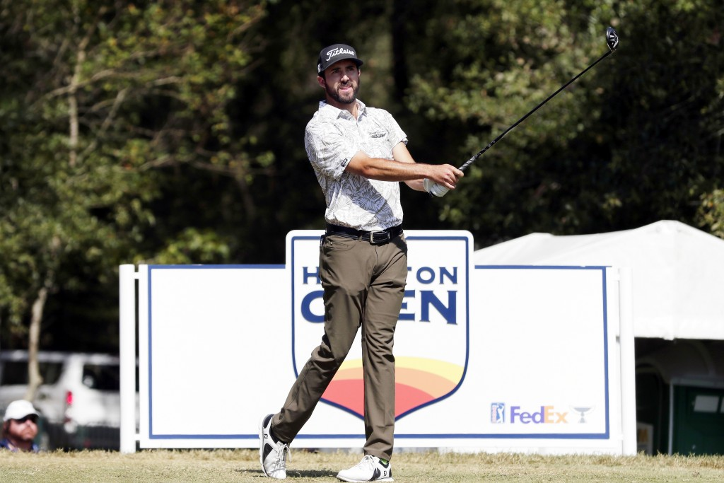 Houston Open: American Lanto Griffin wins first PGA Tour title