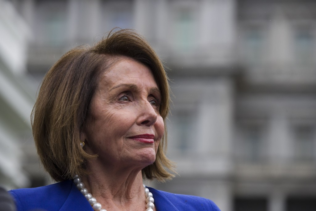 Trump Twitter attack backfires as Pelosi owns it