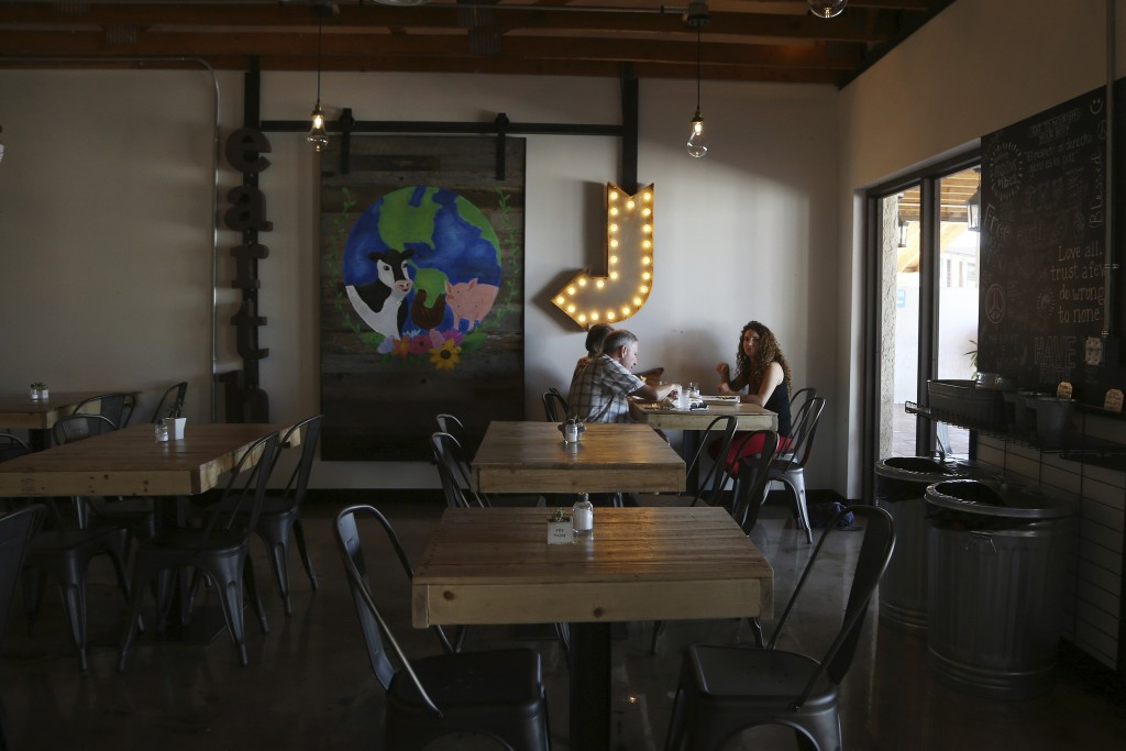 New Restaurants Show Meat Free Mexican Is Not Taiwan News