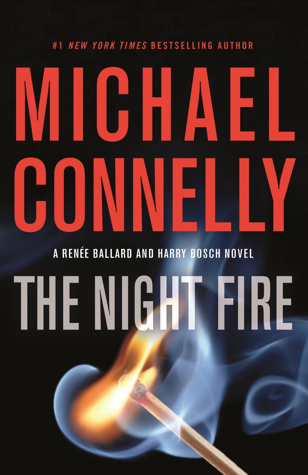 """This cover image released by Little, Brown and Co. shows """"The Night Fire,"""" by Michael Connelly. (Little, Brown and Co. via AP)"""