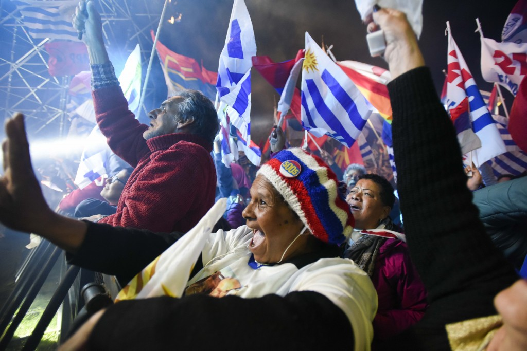 Uruguay heads for presidential election runoff