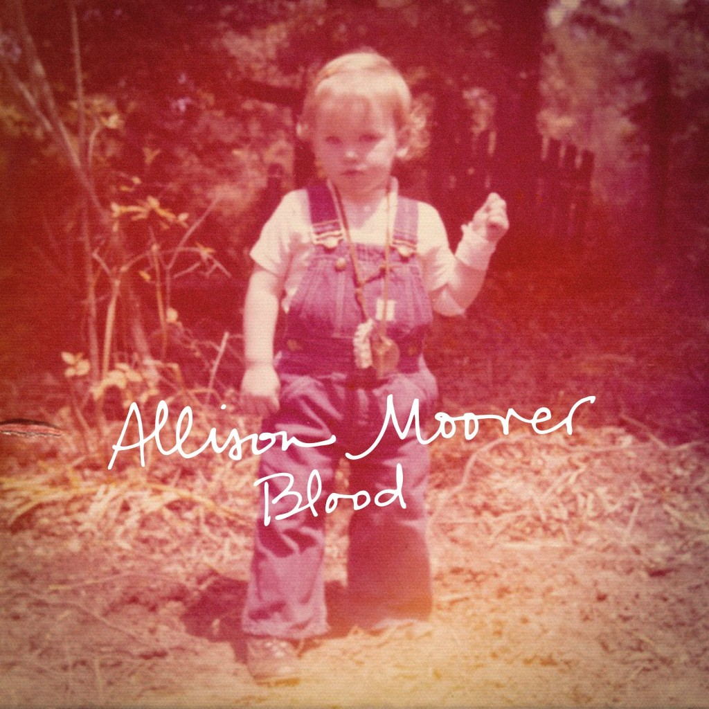 """This cover image released by Autotelic Records/Thirty Tigers shows """"Blood,"""" a release by Allison Moorer. (Autotelic Records/Thirty Tigers via AP)"""