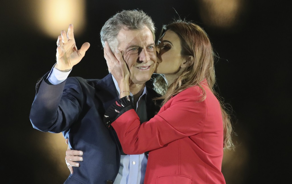 Argentinians vote in elections expected to sweep left back to power