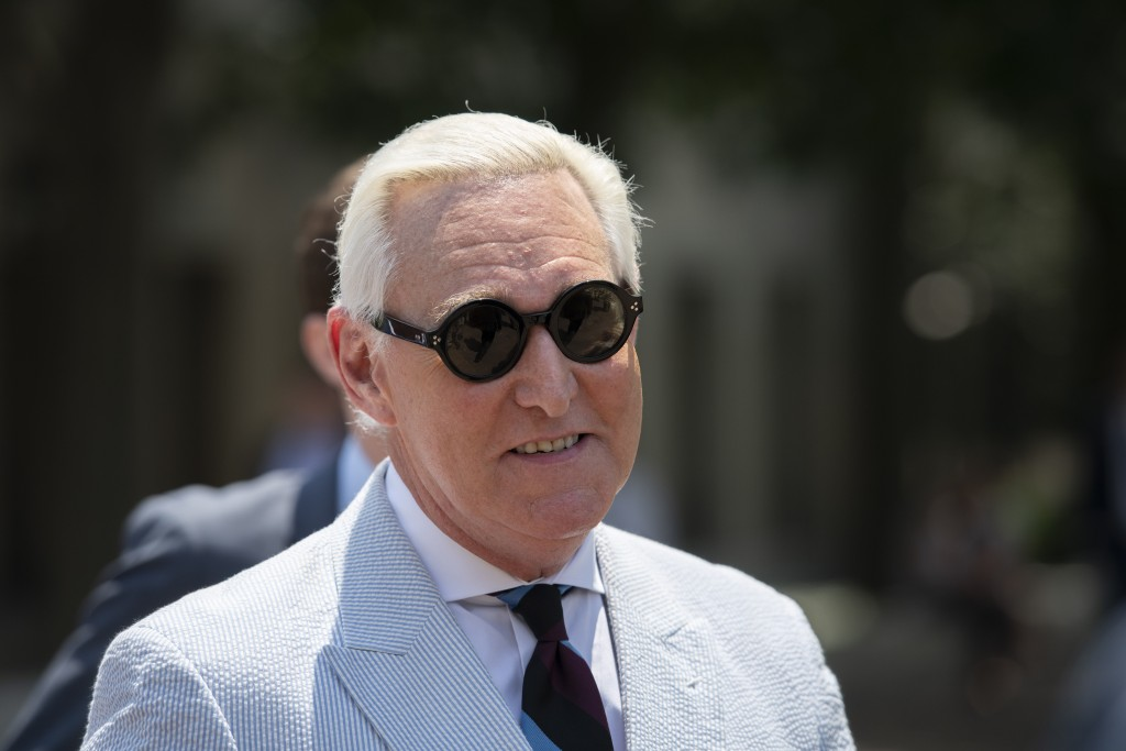 Roger Stone leaves trial jury selection due to food poisoning