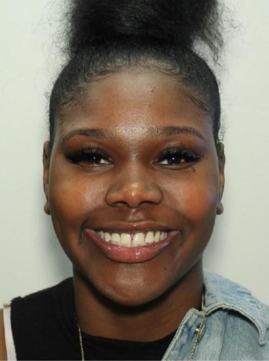 This undated photo provided by the Atlanta Police Department shows Alexis Crawford, a missing Clark Atlanta University student. Atlanta Police Chief E...