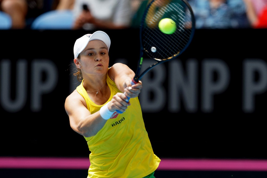 French Open champ, No. 1 Ash Barty chosen WTA Player of Year