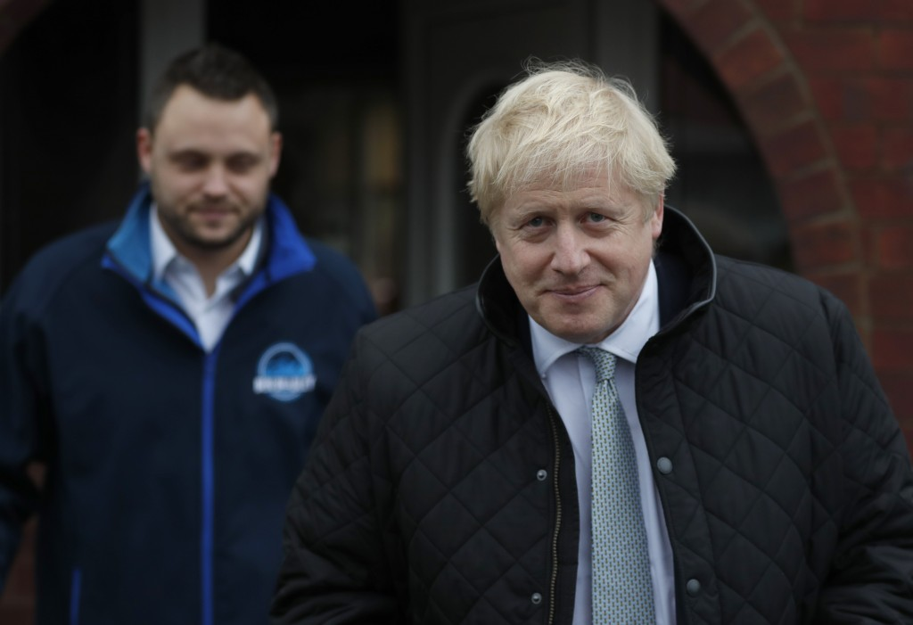 Boris, Corbyn to Square Off in First Debate of Election Campaign