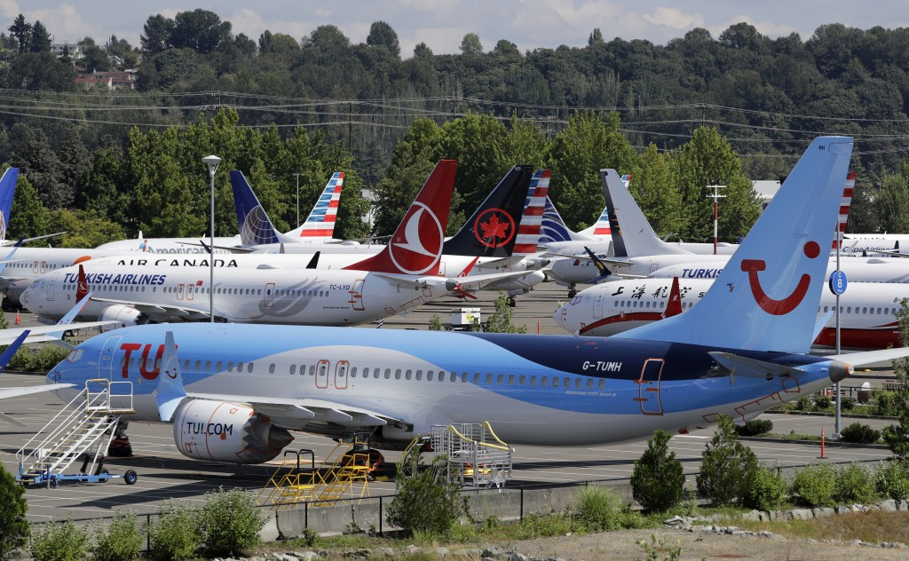 Boeing Says it Has to 're-earn' Public's Trust after Crashes