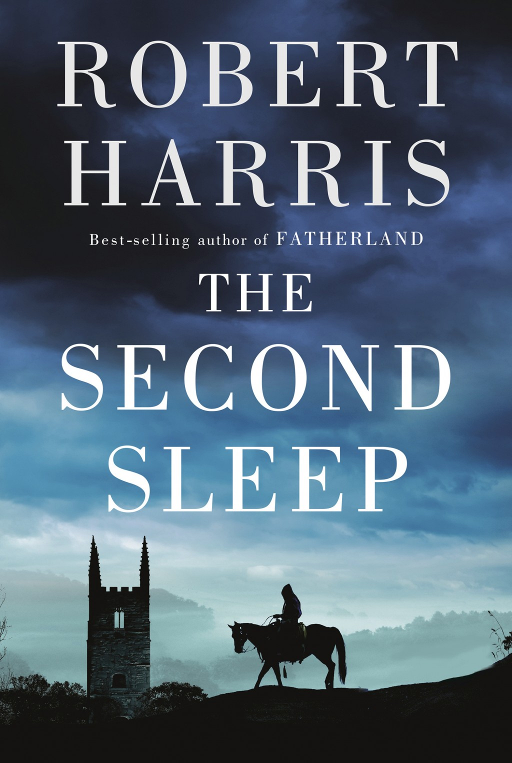 "This cover image released by Knopf shows ""The Second Sleep,"" by Robert Harris. (Knopf via AP)"