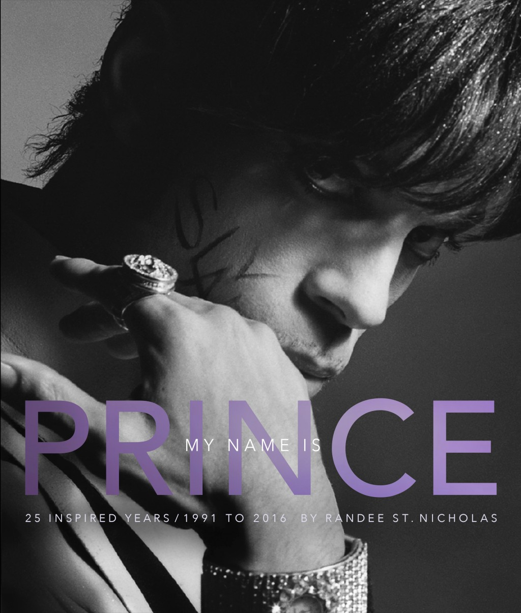 "This cover image released by Amistad shows ""My Name is Prince,""  a retrospective of the photographer's 25 years working for Prince, by  Randee St. Nic..."