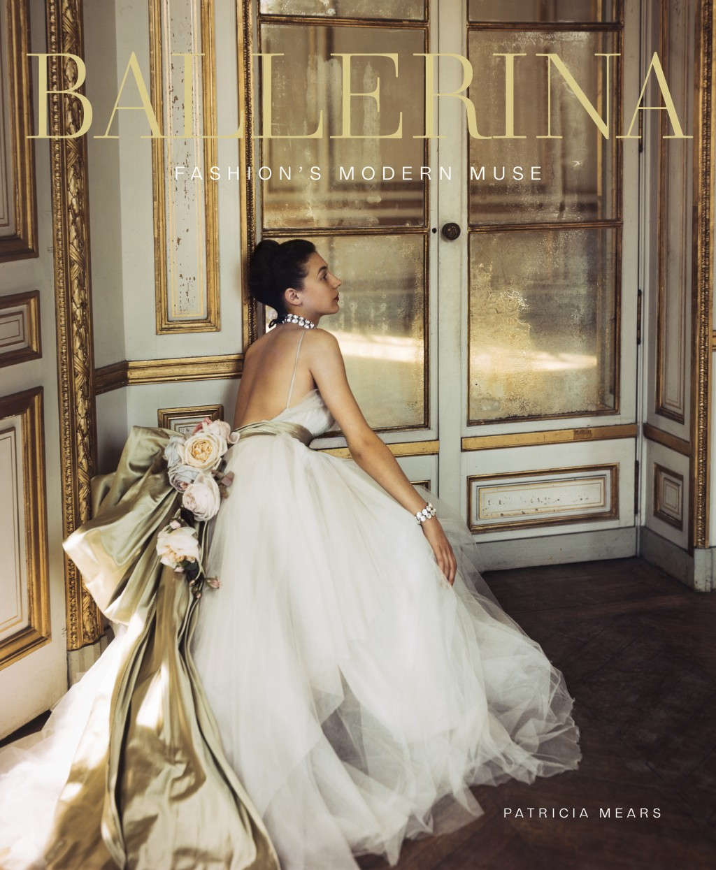 "This cover image released by Vendome shows ""Ballerina: Fashion's Modern Muse,"" by Patricia Mears. (Vendome via AP)"