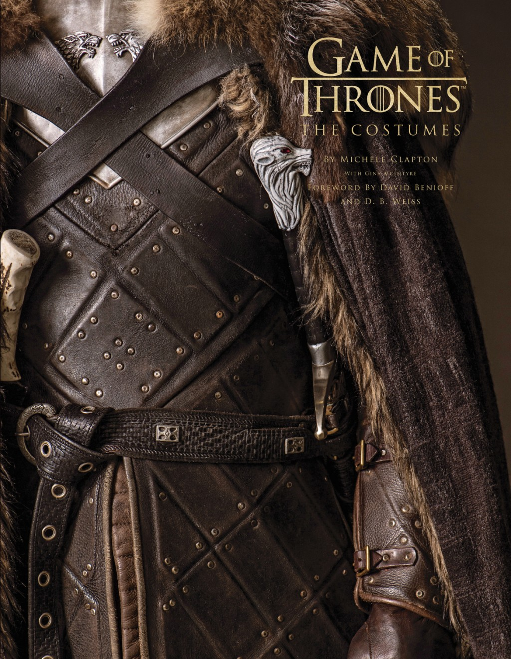 "This cover image released by Insight Editions shows ""Game of Thrones: The Costumes,"" with costumes by Michele Clapton and written by Gina McIntyre. (I..."