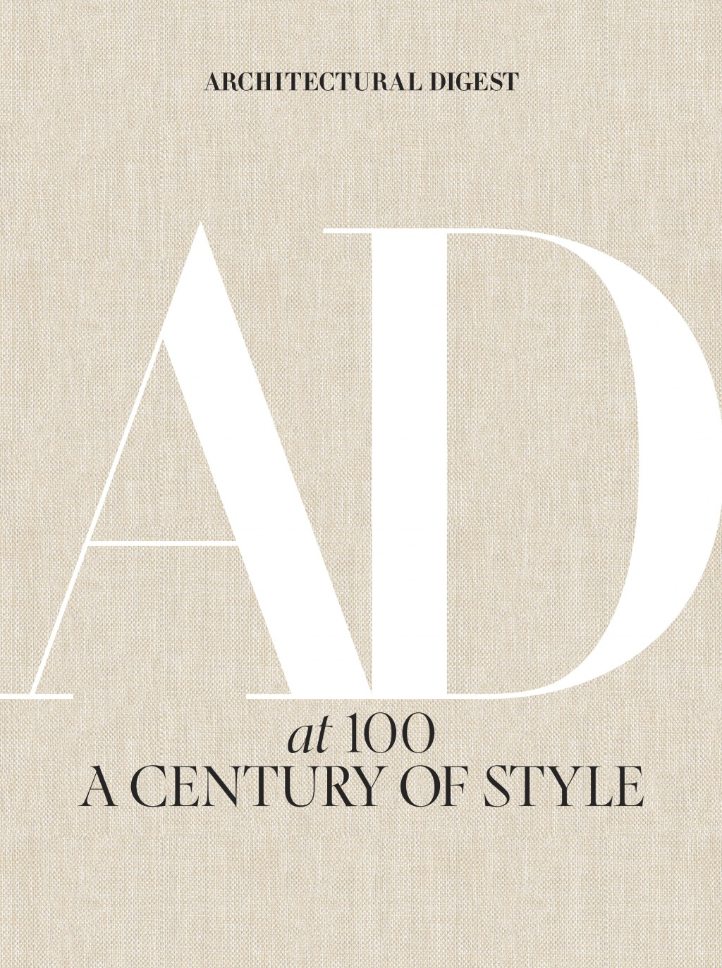 "This image released by Abrams shows ""Architectural Digest: AD at 100, a Century of Style,"" by Architectural Digest. It's a centenary celebration hinge..."